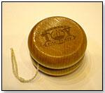 Wooden Yo-yo by MAPLE LANDMARK WOODCRAFT CO.