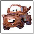 Disney-Pixar Cars Mater 3D Wall Decor by WALLABLES
