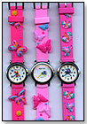 Butterflies 3-D Watches by SOLO TIME