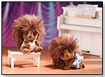 Calico Critters Pickleweeds Hedgehog Twins by INTERNATIONAL PLAYTHINGS LLC