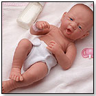 "La Newborn (Real Girl!) 14"" by JC TOYS GROUP INC"