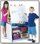 Rainbow Accents® 2 Station Easels by JONTI-CRAFT INC.