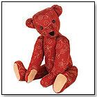 "20"" HaBEARdashers Vineyard Bear by VERMONT TEDDY BEAR"