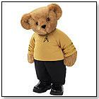 """15"""" Captain Kirk Bear by VERMONT TEDDY BEAR"""