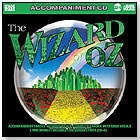 The Wizard of Oz: Karaoke CD+G by STAGE STARS RECORDS