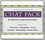 The Question Guys Chat Pack by WILLIAM RANDALL PUBLISHING