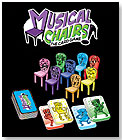 Musical Chairs The Card Game by PB&J TOY COMPANY, INC.