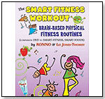THE SMART FITNESS WORKOUT DVD by KIMBO EDUCATIONAL