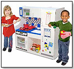 Deluxe Kitchen Play Center by MELISSA & DOUG
