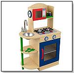 Primary Wooden Kitchen by KIDKRAFT
