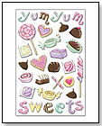 Sweet Shop 3-D Stickers by CREATIVE IMAGINATIONS INC