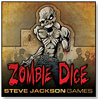 Zombie Dice by STEVE JACKSON GAMES