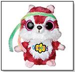 "YooHoo & Friends ""Groovy"" Chewoo 8"" Red Squirrel by AURORA WORLD INC."
