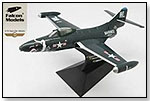 F9F-2B Panther 1/72 Die Cast Model: VMF-311, Pohang, Korea, 1952 by FALCON COLLECTIBLE MINIATURES