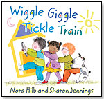 Wiggle Giggle Tickle Train by ANNICK PRESS