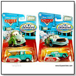 Mattel Disney Pixar - Cars Color Changers Assortment by TOY WONDERS INC.