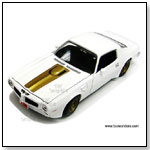 Johnny Lightning JL - 1970 Pontiac Firebird Hard Top. 1:24 scale diecast collectible model car by TOY WONDERS INC.