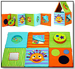 Play Mat and Activity Playhouse
