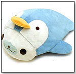 San-X Mamegoma Seal With Removable Penguin Costume by ITASHO