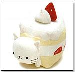 San-X Cake Nyanko by ITASHO