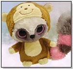 "YooHoo & Friends Wanna Be ""Monkey"" Bush Baby by AURORA WORLD INC."