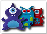 Design Your Own Monster by CURLYQ CUTIES LLC