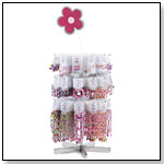 Pink Poppy Jewelry Display Stand by CREATIVE EDUCATION OF CANADA