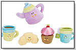 Earlyears Baby Tea Party by INTERNATIONAL PLAYTHINGS LLC