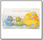 Eieio Light-Up Bathtub Ducks by MUD PIE