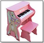 25 Key Horse Piano With Bench by SCHOENHUT PIANO COMPANY