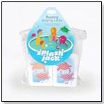SplashJack floating playing cards by MILLIWIK LLC