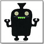 Uglybot Black by PRETTY UGLY LLC