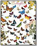 Butterflies Poster by EUROGRAPHICS INC.
