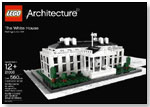 LEGO Architecture Signature Series: The White House by BRICKSTRUCTURES