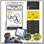 Steps4Kids to Write Modern Manuscript by Steps4Kids, LLC