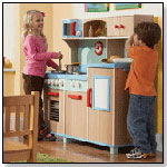 All In One Play Kitchen by GUIDECRAFT INC.