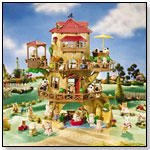 Calico Critters Country Tree House by INTERNATIONAL PLAYTHINGS LLC