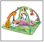 Rainforest Melodies & Lights Deluxe Gym by FISHER-PRICE INC.