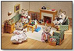 Calico Critters Deluxe Living Room Set by INTERNATIONAL PLAYTHINGS LLC