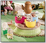 Calico Critters Baby Playground Tea Cup Ride by INTERNATIONAL PLAYTHINGS LLC