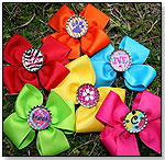 Snap Caps® Hair Bows by m3 girl designs LLC