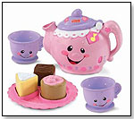 Laugh and Learn Say Please Tea Set by FISHER-PRICE INC.