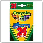 Crayons 24-Pack by CRAYOLA LLC