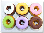 Iwako Donut Erasers by BC INDUSTRIES