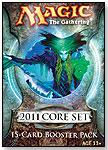 Magic: The Gathering 2011 Booster Pack by WIZARDS OF THE COAST
