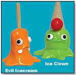 Evil Icecream Figures by DKE TOYS DISTRIBUTION