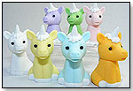 Iwako Unicorn Erasers by BC INDUSTRIES
