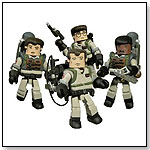 Ghostbusters 2 Minimates 4 Pack