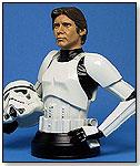 Star Wars Han Solo in Stormtrooper disguise