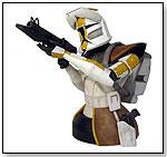 Star Wars The Clone Wars - Commander Bly Mini Bust